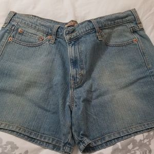 Levi's 515 ladies shorts